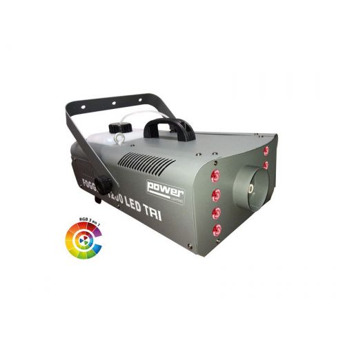 POWER LIGHTING FOGBURST 1200 LED TRI