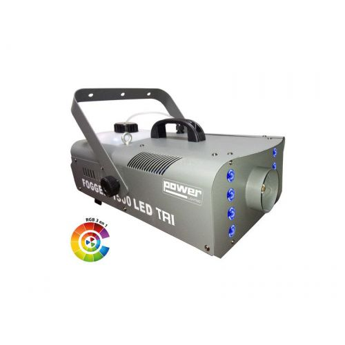 POWER LIGHTING FOGBURST 1500 LED TRI
