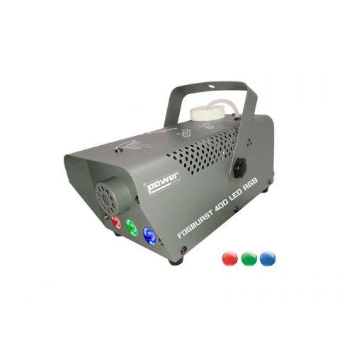 POWER LIGHTING FOGBURST 400 LED RGB