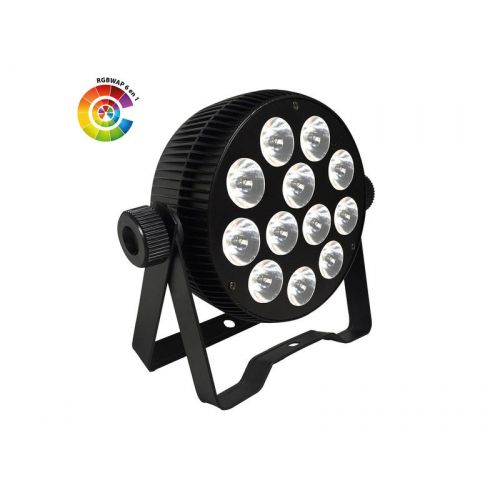POWER LIGHTING LED PAR SLIM 12x10W HEXA