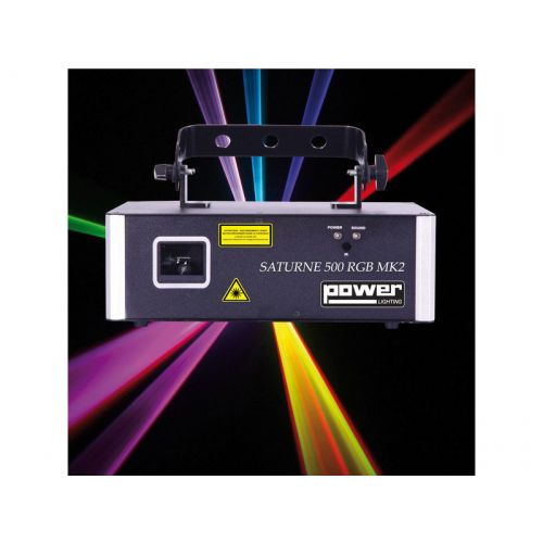 POWER LIGHTING SATURNE 500RGB MK2