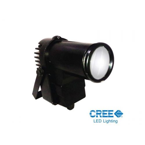 POWER LIGHTING PINSPOT 10W QUAD CREE