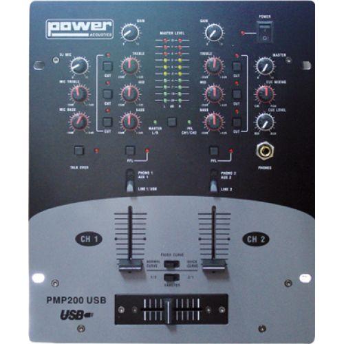 POWER ACOUSTICS PMP 200 USB