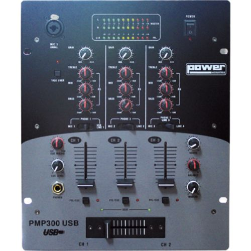 POWER ACOUSTICS PMP 300 USB