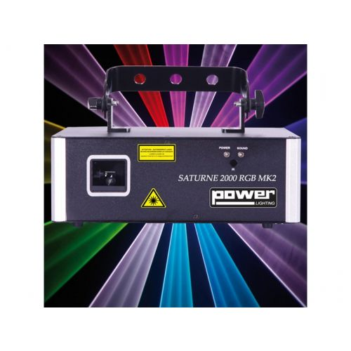 POWER LIGHTING SATURNE 2000RGB MK2