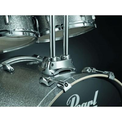 Bass drum plate / bracket tom holder