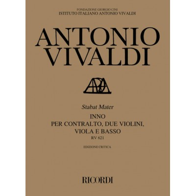 DEHASKE VIVALDI A. - STABAT MATER - CONDUCTEUR