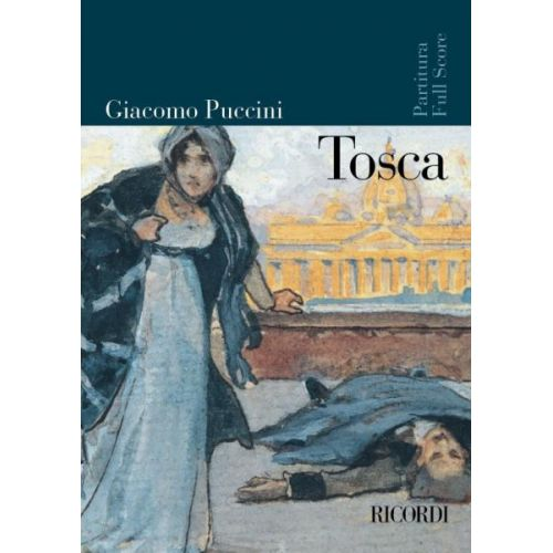 RICORDI PUCCINI G. - TOSCA - CONDUCTEUR