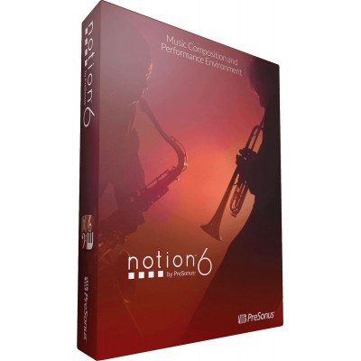 PRESONUS NOTION 6 - SERIAL BY EMAIL