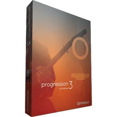PRESONUS PROGRESSION3-SERIAL