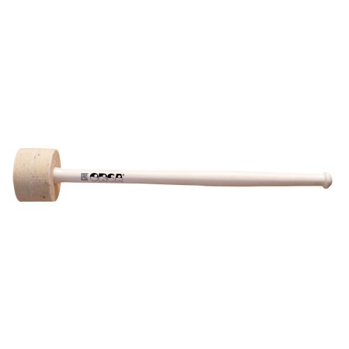 PRO ORCA BASS DRUM MALLET WHITE