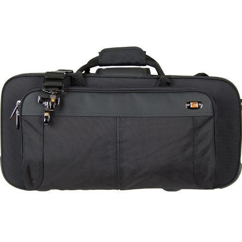 PROTEC TRUMPET PRO PAC CASE WITH MUTE COMPARTMENT - BLACK