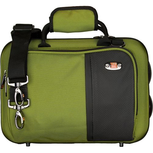 PROTEC SLIMLINE CLARINET PRO PAC CASE - GREEN TEA