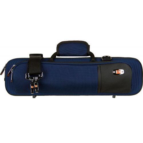 PROTEC SLIMLINE FLUTE PRO PAC CASE - BLUE