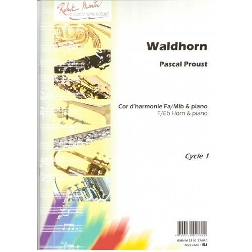 ROBERT MARTIN PROUST P. - WALDHORN, FA OU MIB