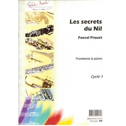 ROBERT MARTIN PROUST P. - SECRETS DU NIL LES