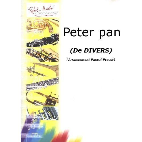 ROBERT MARTIN DIVERS - PROUST P. - PETER PAN