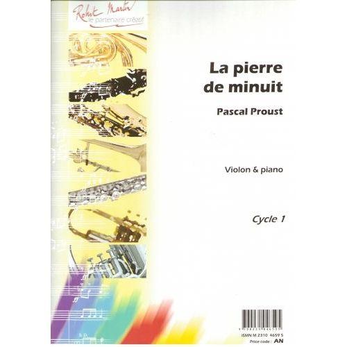 ROBERT MARTIN PROUST P. - PIERRE DE MINUIT (LA)