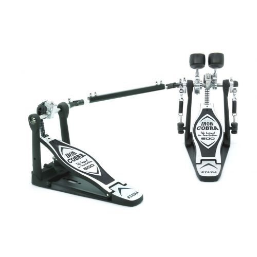 TAMA HP600DTW - IRON COBRA 600 - DOUBLE PEDAL - DOUBLE CHAIN - CAME DUO GLIDE
