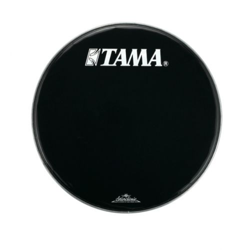 TAMA BK22BMTT - HEAD RESONNANT BLACK 22