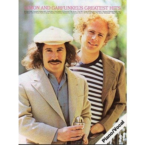 MUSIC SALES SIMON PAUL - SIMON AND GARFUNKEL'S GREATEST HITS - PVG
