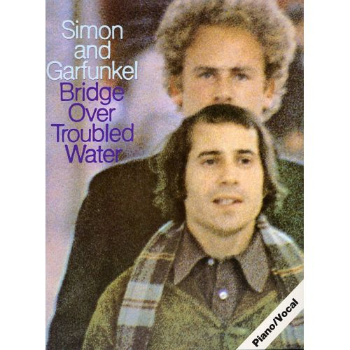 MUSIC SALES SIMON AND GARFUNKEL - BRIDGE OVER TROUBLED WATER - PVG