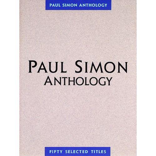 MUSIC SALES PAUL SIMON ANTHOLOGY - PVG