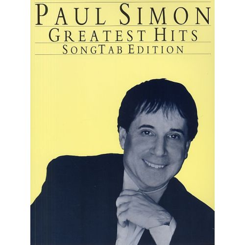 MUSIC SALES PAUL SIMON GREATEST HITS - GUITAR TAB