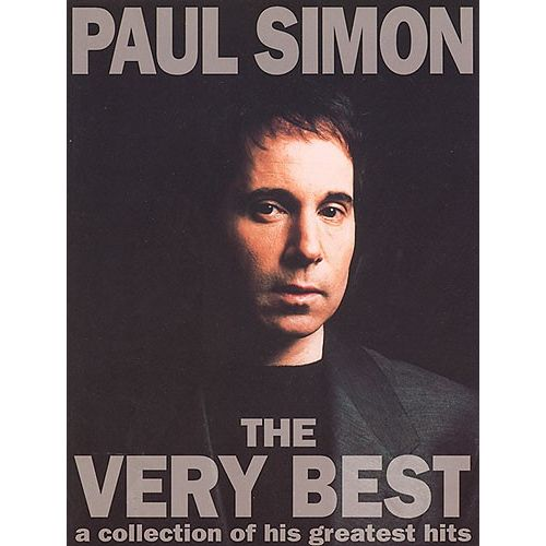 MUSIC SALES THE VERY BEST OF PAUL SIMON - PVG