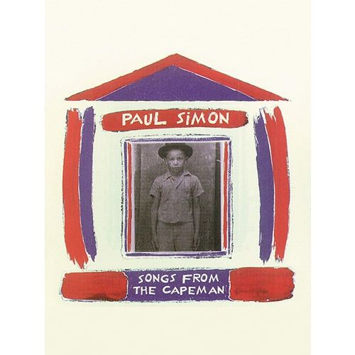 MUSIC SALES SIMON PAUL SONGS FROM THE CAPE MAN - PVG