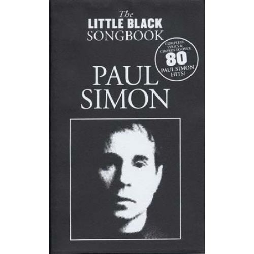 WISE PUBLICATIONS SIMON PAUL - LITTLE BLACK BOOK