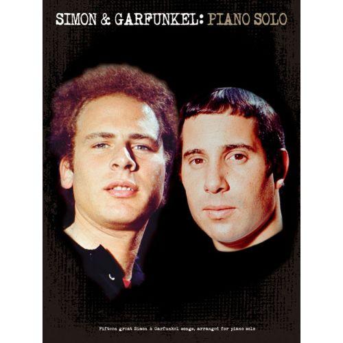 MUSIC SALES SIMON AND GARFUNKEL - SIMON AND GARFUNKEL PIANO SOLO - PIANO SOLO