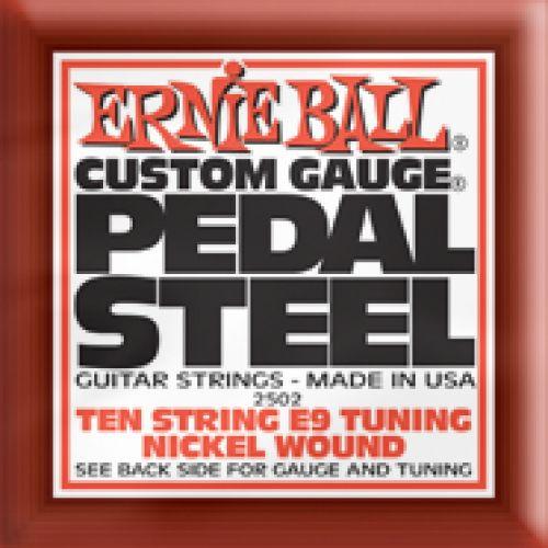ERNIE BALL PEDAL STEEL GUITAR E9 SAITEN SET