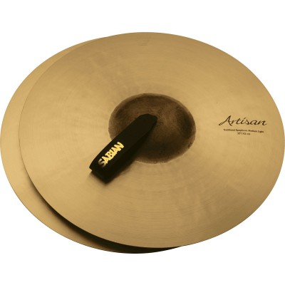 SABIAN ARTISAN TRADITIONAL SYMPHONIC MEDIUM LIGHT 17