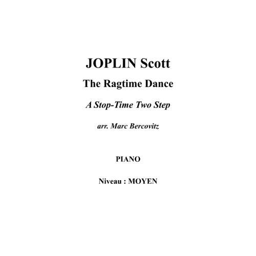 IPE MUSIC JOPLIN SCOTT - THE RAGTIME DANCE - PIANO
