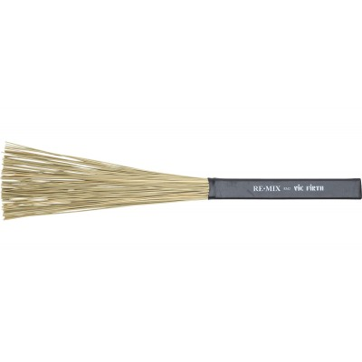 VIC FIRTH RM2 RE.MIX BRUSHES, AFRICAN GRASS