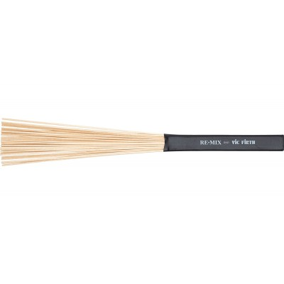 VIC FIRTH RM3 RE.MIX BRUSHES, BIRCH
