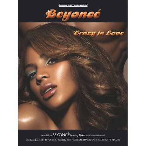 ALFRED PUBLISHING BEYONCE - CRAZY IN LOVE - PVG