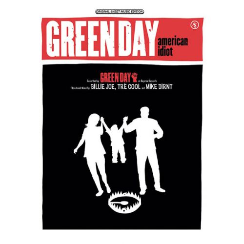 ALFRED PUBLISHING GREEN DAY - AMERICAN IDIOT - PVG