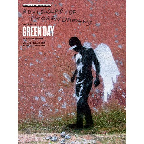 ALFRED PUBLISHING GREEN DAY - BOULEVARD OF BROKEN DREAMS - PVG
