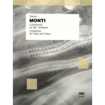 PWM MONTI V. - CZARDAS - FLUTE ET PIANO