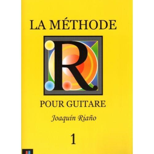 MANGORE EDITIONS RIANO J. - LA METHODE POUR GUITARE - VOL. 1 + 2 CD