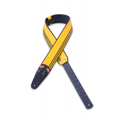 RIGHTON GUITAR STRAP RACE YELLOW