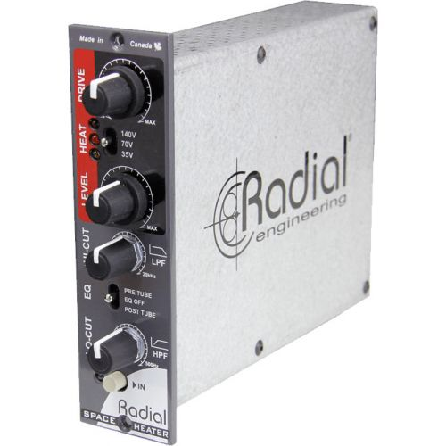 RADIAL SPACE HEATER 500 - TUBE OVERDRIVE