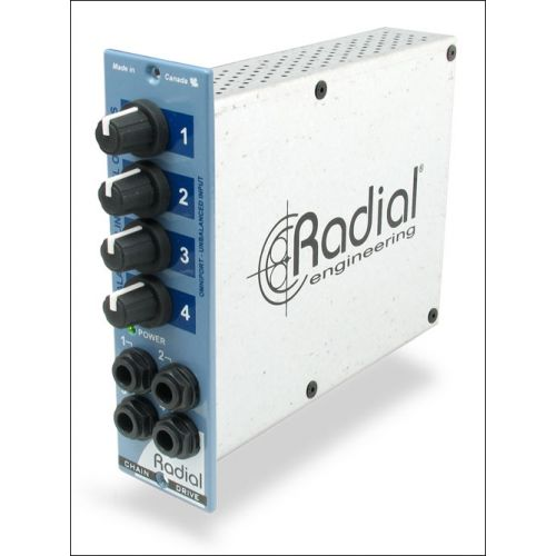 RADIAL CHAINDRIVE - DISTRIBUTION AMPLIFIER