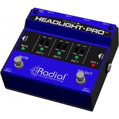 RADIAL HEADLIGHT-PRO