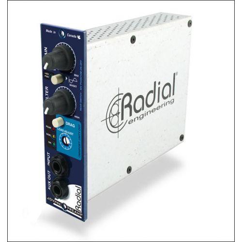 RADIAL JDV PRE - INSTRUMENT PREAMP