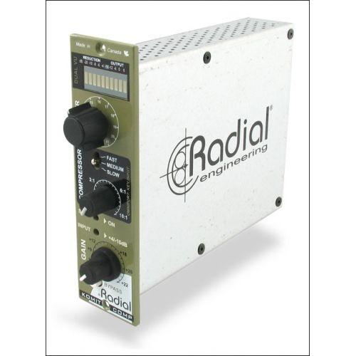 RADIAL KOMIT - COMPRESSOR/LIMITOR