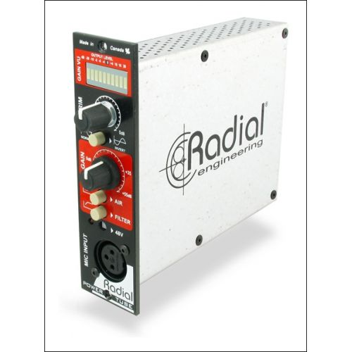 RADIAL POWERTUBE - TUBE PREAMP