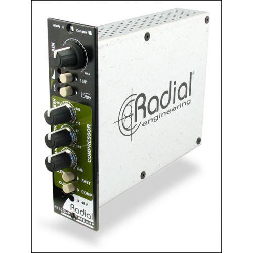 RADIAL PRECOMP - COMPRESSOR